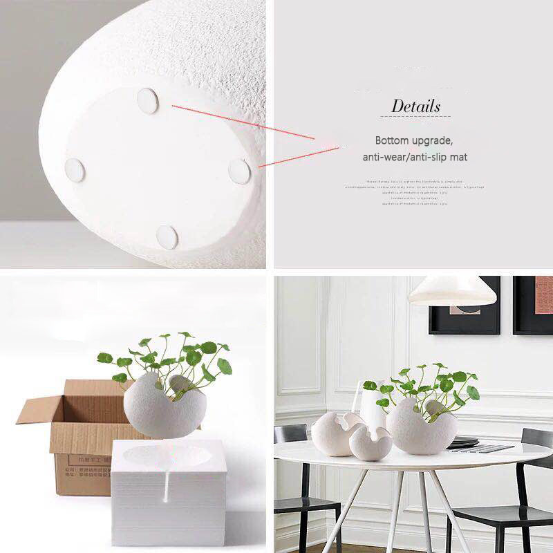 Nordic Minimalist Flower Arrangement Decoration