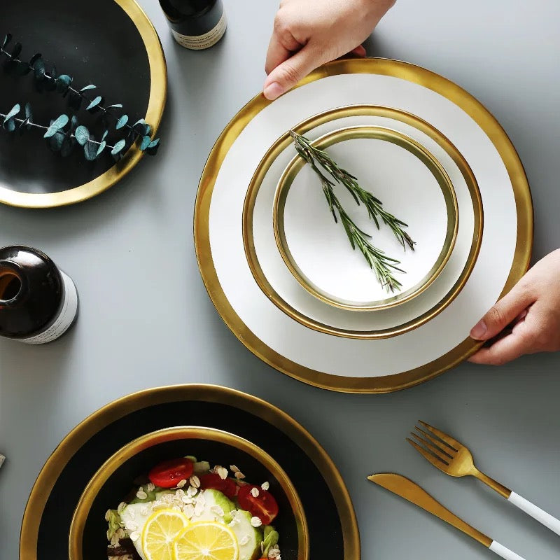 Nordic Luxury Cutlery Set