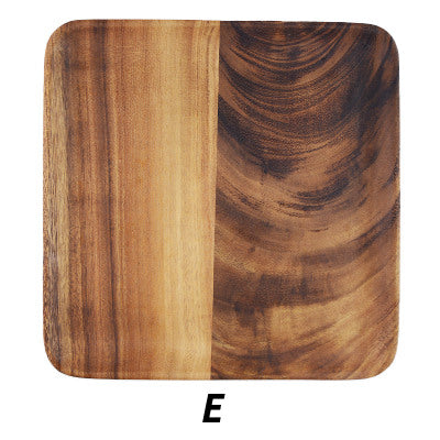 Luxury Square Wooden Series