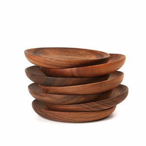 Luxury Round Wooden Series