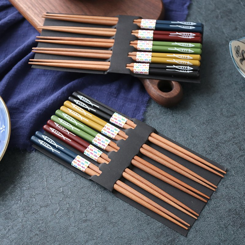Japanese wooden chopsticks
