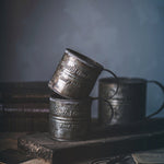 Vintage English Old Handle Cup