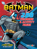 Batman 288 Page Coloring & Activity Book