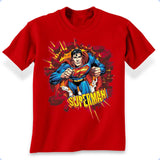 Superman Wall-Buster T-Shirt