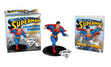 Superman Collectible Figurine And Pendant Kit