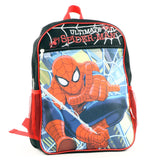 Ultimate Spiderman Kids Backpack