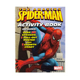 Amazing Spiderman Activity Book