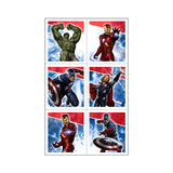Avengers Party Stickers