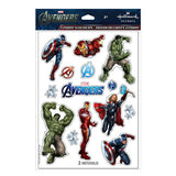 Avengers Puffy Epoxy Stickers