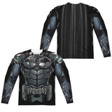 Batman Arkham Knight Sublimated Mens Long Sleeve Costume T-Shirt