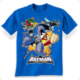 Batman Brave & The Bold Burst Into Action T-Shirt