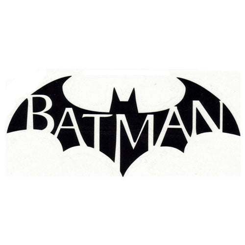 Batman Arkham City Logo Die Cut Sticker Simply Superheroes