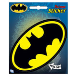 Batman Logo Die Cut Sticker
