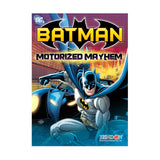 Batman Motorized Mayhem Storybook