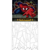 Spiderman Doorway Curtain
