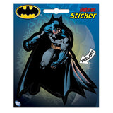 Batman Poised Die Cut Sticker