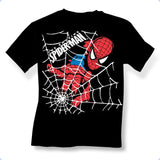 Spiderman Blasting Thread T-Shirt