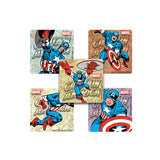 Captain America Classic Stickers