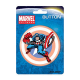 Captain America Large Button