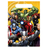 Avengers Assemble Party Treat Bags