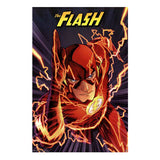 The Flash New 52 Comic Book Cover Poster