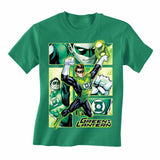 Green Lantern Panels T-Shirt