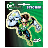 Green Lantern Die Cut Sticker
