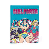 Girl Power Hard Cover Journal