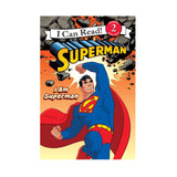 I Am Superman I Can Read Book 2