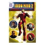 Iron Man 2: Iron Man's Friends And Foes