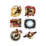 Iron Man 3 Party Tattoos