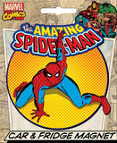 Amazing Spiderman Car Magnet