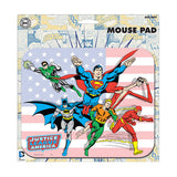 Justice League Computer Mouse Pad