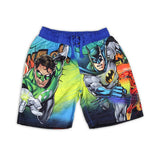 Justice League Boys Swimming Trunks