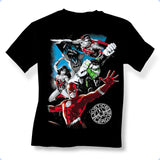 Justice League Galactic Attack T-Shirt