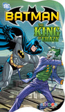 Batman The King Of Crazy Board Book