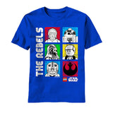 LEGO Star Wars The Rebels Kids T-Shirt