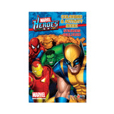 Marvel Heroes Mini Coloring & Activity Book With Stickers