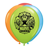 Marvel Heroes Party Balloons (Set of 4)
