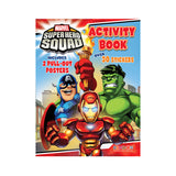 Super Hero Squad Activity Book