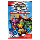 Super Hero Squad Mini Coloring & Activity Book