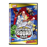 Super Hero Squad Show Hero Up Squaddies! DVD