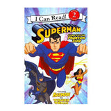 Superman Escape From The Phantom Zone I Can Read Book 2