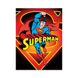 Superman Tapestry Poster