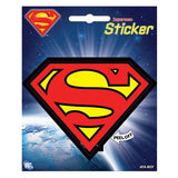 Superman Logo Die Cut Sticker