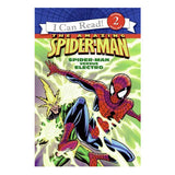 Spiderman Versus Electro I Can Read Book