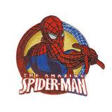 Spiderman Web Slinger Embroidered Iron-On Patch