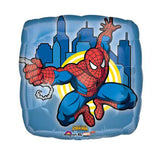 Spiderman Action Scene Balloon