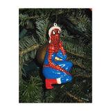 Spiderman Christmas Holiday Ornament