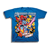 Super Hero Squad Recruitment Toddler T-Shirt
